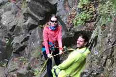 Sváteční lezení Lom Gabrielka